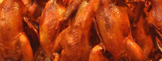 Segedínský guláš s uzeným kuřecím masem