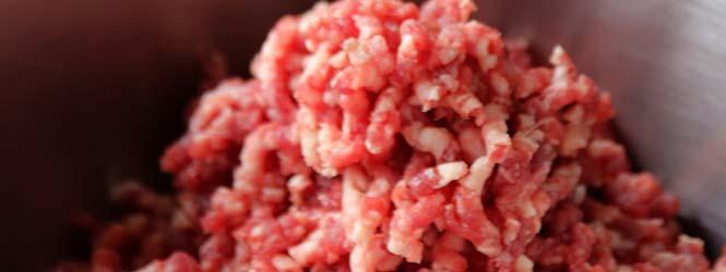 Segedínský guláš z mletého masa