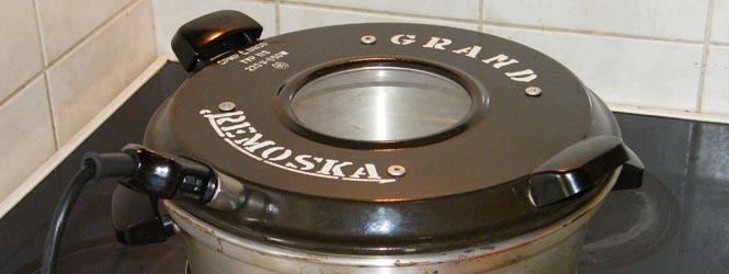 Segedínský guláš z remosky